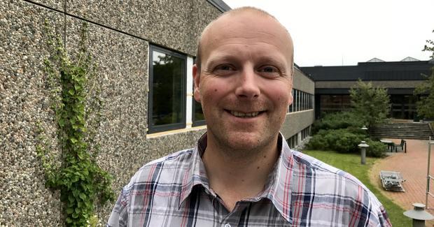 Kristian Joakim Ludvigsen, fra eDU på USN
